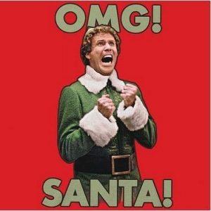 Christmas film Elf, still
