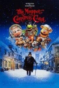 Christmas film A Muppets Chrsitmas Carol