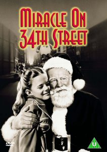 Christmas FIlm Miracle on 34th Street