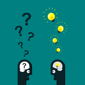 copywriting cost represented by question and answer sharing