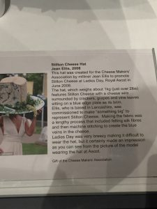 Information about the Ascot Stilton hat from Melton Museum.