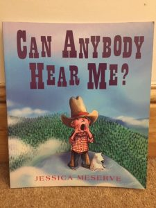 Front cover of Can Anybody Hear Me By Jessica Meserve