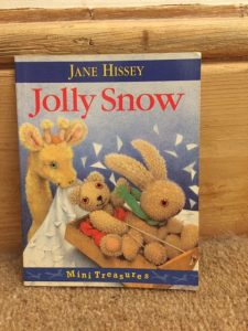 Front cover of Jolly Snow by Jane Hissey