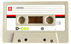 Xennials know what a cassette tape was for.