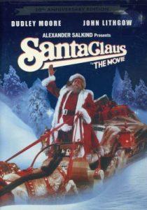 Christmas film Santa Claus The Movie