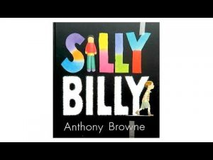 Photo of front cover of Silly Billy, book to help children deal with SATs stress
